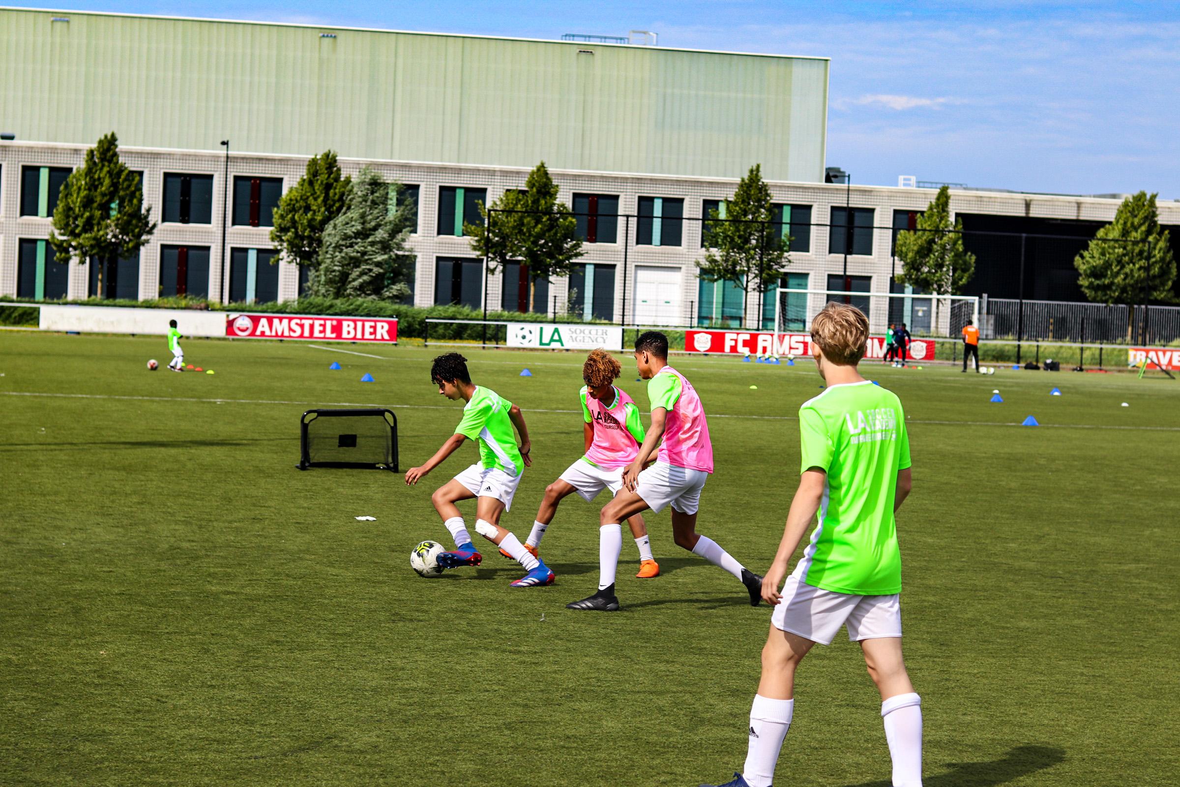 lasoccer-voetbaltraining-video